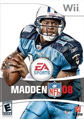 Madden NFL 08 - Nintendo Wii [video game]