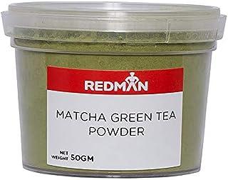 RedMan Matcha Green Tea Powder Bev, 50G