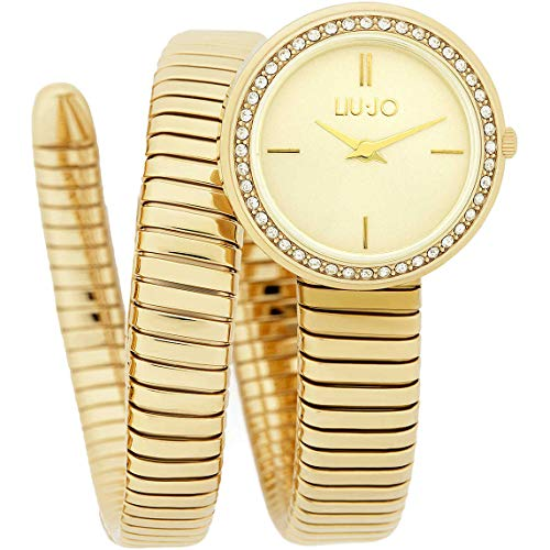 Orologio Donna Fashion Twist Gold Liu Jo Luxury