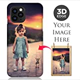 Z.Y Custom Apple iPhone 12 Pro Max Cases 3D, Your Own Custom iPhone Photo Cover 3D Matte Personalized Case (Compatible with All Phone Case)
