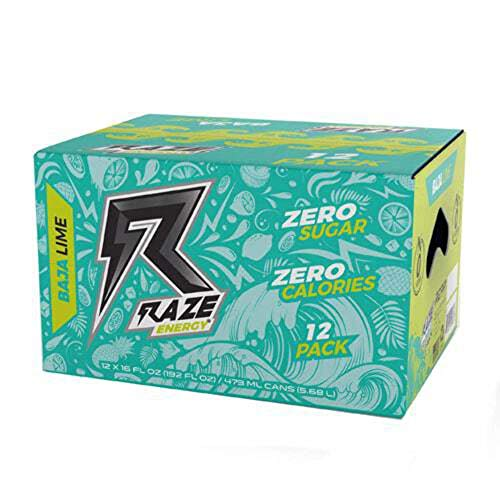 Repp Sports Raze Energy, Baja Lime, 6 kg