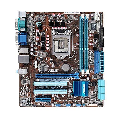 ASUS P7H55-M LE Intel H55 Mainboard Micro ATX Sockel 1156