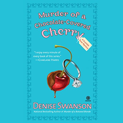 Murder of a Chocolate-Covered Cherry cover art