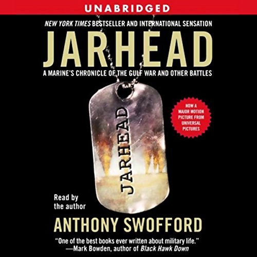 Jarhead audiobook cover art