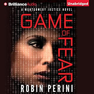 Game of Fear audiobook cover art