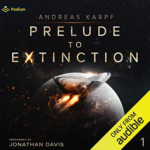Prelude to Extinction cover art