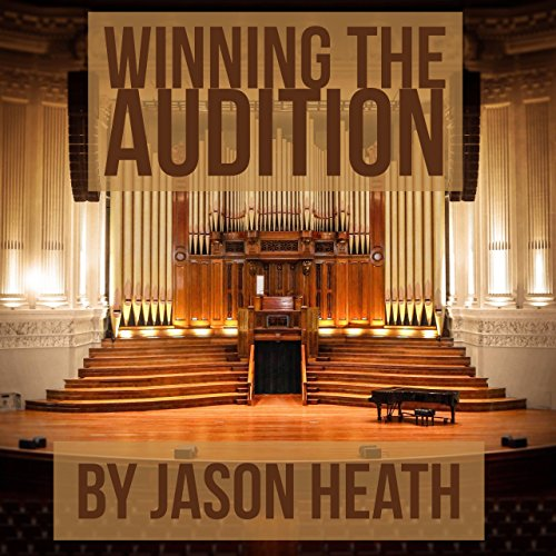 Winning the Audition audiobook cover art