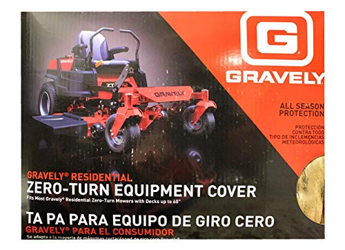 Gravely Zero-Turn Camouflage Cover Part # 71515400