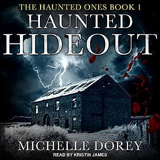 Haunted Hideout audiobook cover art