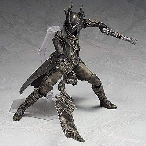 YUEDAI Pop Figura Bloodborne Action Figure Hunter Figura Action Figure da Bloodborne Gioco Collectibles 15CM