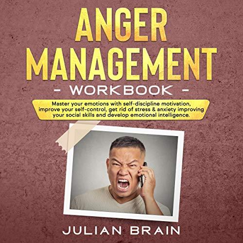 Anger Management Workbook cover art