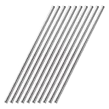 Awclub 5mm x 300mm 304 Stainless Steel Solid...