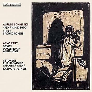 Schnittke & Pärt: Choral Works (2)