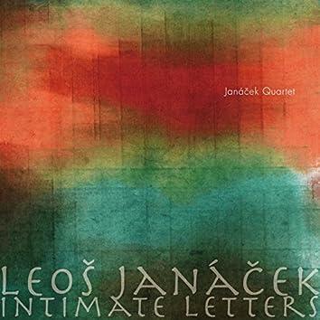 Leos Janacek: Intimate Letters: Janacek Quartet