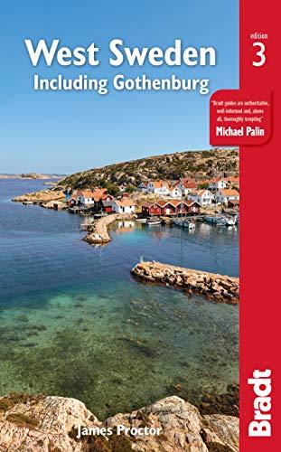 West Sweden: including Gothenburg (Bradt Travel Guides) (English Edition)