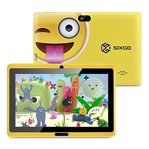 Kids Tablet, SIXGO 7 inch Android Pads Toddler Tablet Kids Edition Tablet...