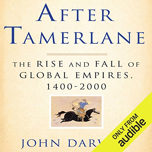 After Tamerlane audiobook cover art