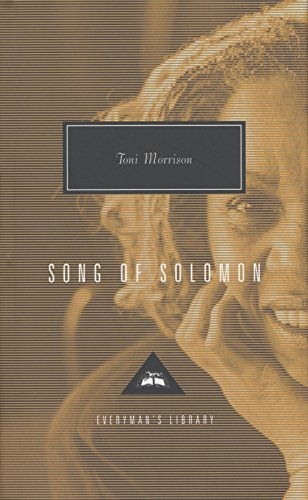 Download Song of Solomon (Everyman's Library Contemporary Classics Series) 0679445048