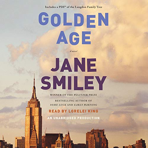 Golden Age Audiobook By Jane Smiley cover art