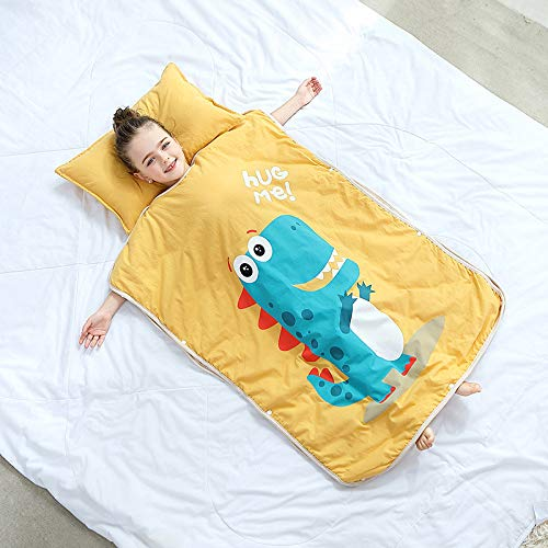 WJUAN Baby Schlafsack Quilt Dual-Use-Anti-Kick Für Kinder Ist Abnehmbar Und Waschbar,D-M