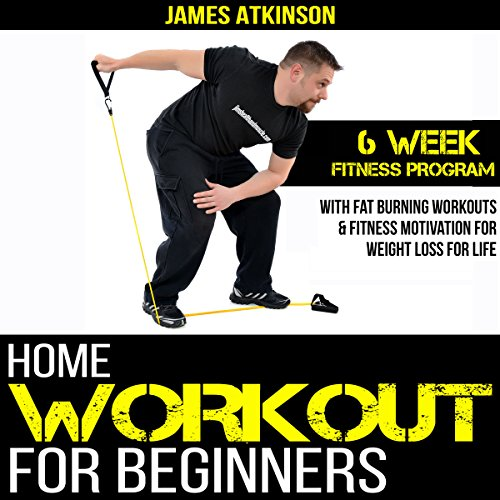 Home Workout for Beginners cover art