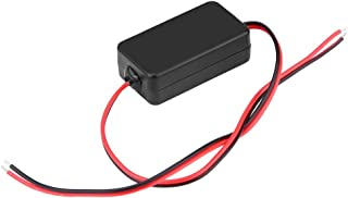 Gorgeri 12V DC auto achteruitkijkcamera Power Relay condensator filter gelijkrichter