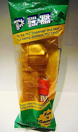 Star Wars C3PO Pez Candy & Dispensador
