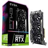 EVGA 08G-P4-2287-KR GeForce RTX 2080 Ultra Gaming 8GB GDDR6 iCX2 and RGB LED Graphics Card, FTW3