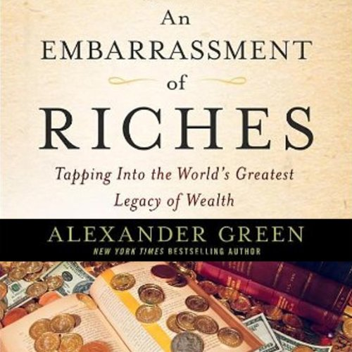 An Embarrassment of Riches audiobook cover art