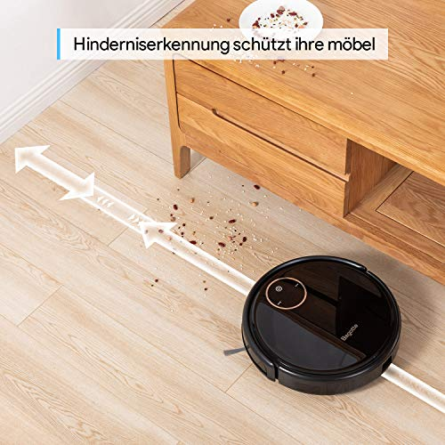 Saugroboter  Wischfunktion Bagotte Bild 5*