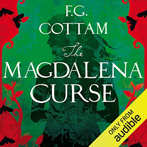 The Magdalena Curse audiobook cover art
