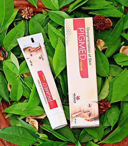 Neuhack Pigmed cream(30gm)(Packof1) - Ayurvedic...