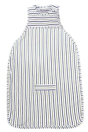 Merino Kids Duvet-Weight Sac de couchage pour bébés 0-2 ans, Hiver, Menthe/Banbury