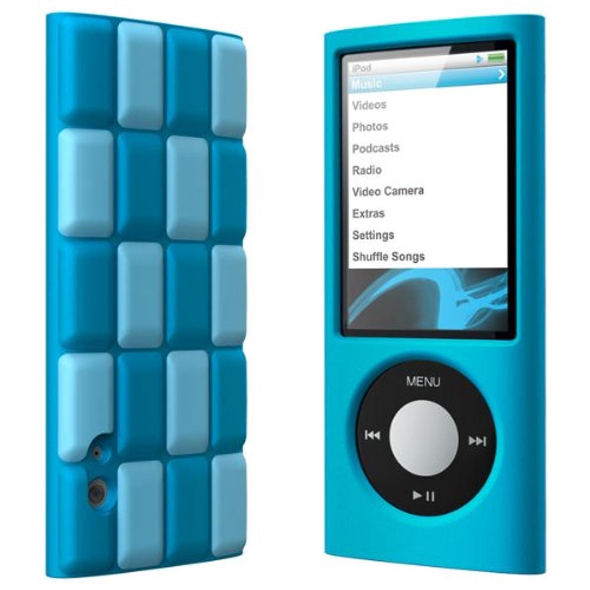 感染する過去予想するCubes iPod nano 5G Blue SW-CN5-BLU
