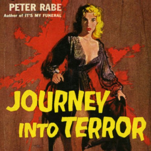 Journey into Terror cover art