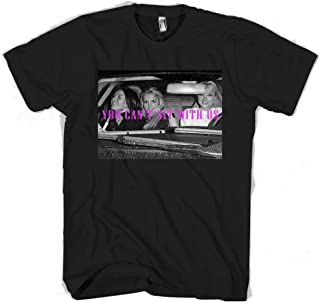 WOD Paris Hilton Lindsay Lohan and Britney Spears Man/Woman T-Shirt