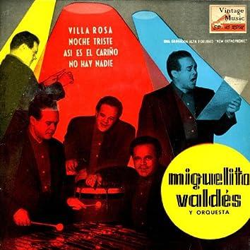 """Vintage Cuba Nº 48 - EPs Collectors """"Villa Rosa"""""""