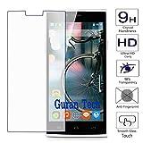 Guran® Protector de Pantalla Vidrio Cristal Templado Para THL T6S Smartphone Film