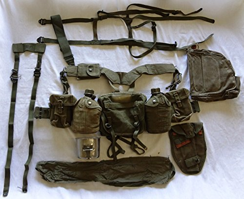 Moore Militaria US Army Advanced Field Gear Package VG