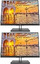 HP Z24n G2 24 Inch IPS LED Backlit Monitor 2-Pack, WUXGA 1920 x 1200 (1JS09A8#ABA)