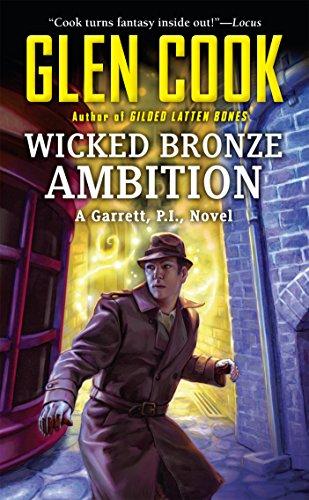 Wicked Bronze Ambition: A Garrett, P.I., Novel (English Edition)