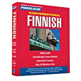 Pimsleur Finnish Conversational Course - Level 1 Lessons 1-16 CD: Learn to Speak and Understand <> with Pimsleur Language Programs - Pimsleur
