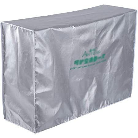 Klimaanlage Abdeckung Klimagerät Schutzhülle Cover Abdeckhaube Wasserdicht !
