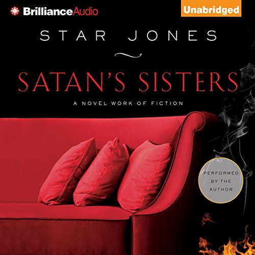 Satan's Sisters audiobook cover art