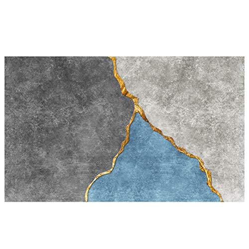 bodenschutzmatte Teppich Teppich für bürostuhl, Low Pile Carpet, rutschfeste Stuhlmatte, Silent Bodenschutzmatte Für Holzböden, Keramikfliesen, Laminat(Size:160×230cm/63×90in,Color:D.)