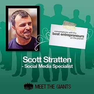 Scott Stratten - Social Media Specialist audiobook cover art