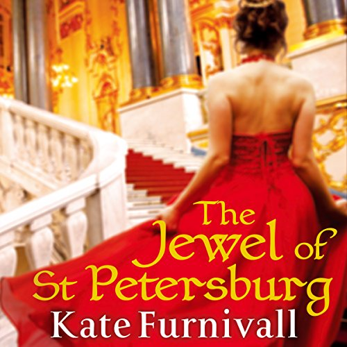 The Jewel of St Petersburg audiobook cover art