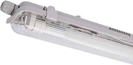 TL Armatuur Basic 120cm 18W 1800LM 4000K IP65 incl. LED TL