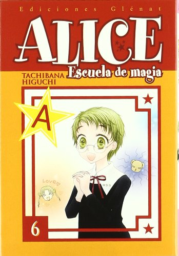 Alice Escuela de Magia 6 / Alice School of Magic