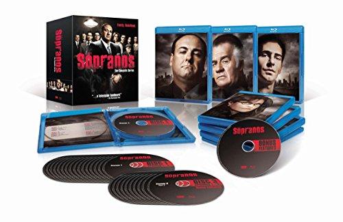 I Soprano - La Serie Completa Esclusiva Amazon (28 DVD)